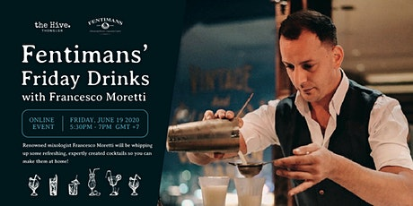 Online: Friday with Fentimans tickets