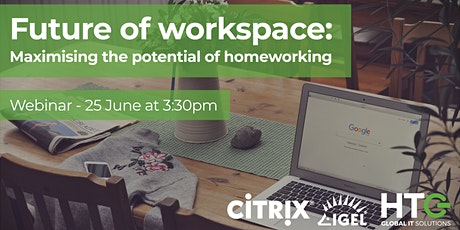 Future of workspace: Maximising the potential of homeworking tickets