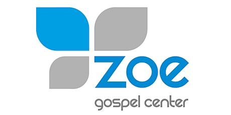 Zoe Gospel Center  Sonntags-Gottesdienst Tickets