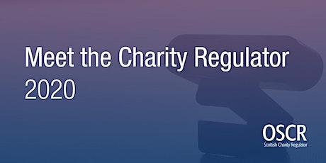 Meet the Charity Regulator tickets