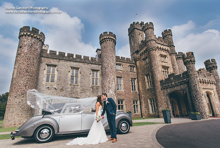 Hensol Castle Wedding Fayre  - Thursday 8th July 2021 image