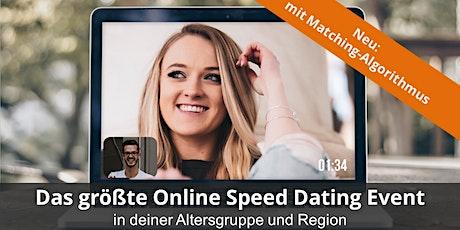 Rhein-Neckars größtes Online Speed Dating Event (25-39 Jahre) Tickets