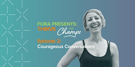 Fora Presents: Thrive, with Champs tickets