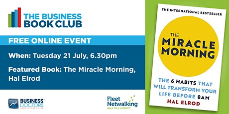 The Business Book Club hosted by Business Doctors and Fleet Netwalking tickets