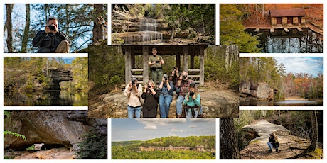 Weekend Photography Workshop at Pickett State Park! tickets