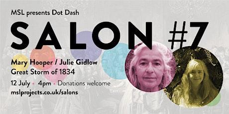 MSL Digital Salon #7: Great Storm of 1834 tickets