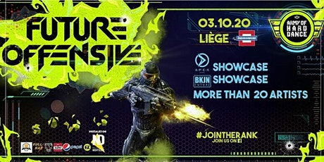 Army of Hard Dance 4.0  - FUTURE OFFENSIVE tickets