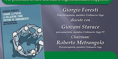 Incontro con l'Autore - Prof. Giorgio Foresti biglietti