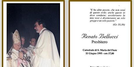 11 Giugno 1995-11Giugno 2020 25 esimo anniversario ordinazione sacerdotale biglietti