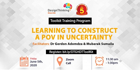 DTGH@5 Toolkit Training Program 5: Learning to Construct a POV tickets