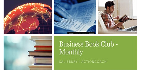 Business BookCLUB - network and learn business skills tickets