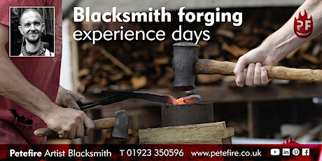 Blacksmith Forging Experience Day tickets