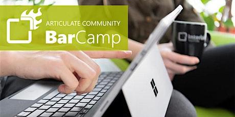 Articulate Community BarCamp 2020 #ArticulateBC20 Tickets