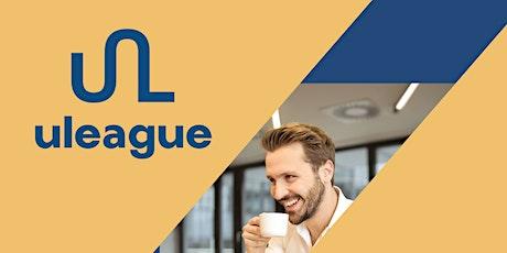 uLeague  CV & Interview Stage Prep Workshop tickets