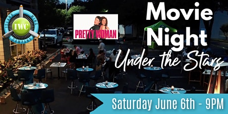 Movie Night Under the Stars at Island Wing Company tickets