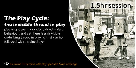 The Play Cycle: the invisible thread running through play ONLINE tickets