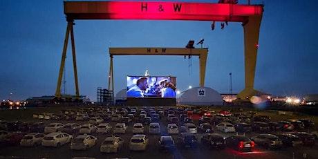 Drive In Cinema Belfast: Frozen 2 tickets