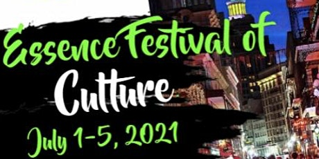 Free Essence Festival of Culture 2021 Pre-Registration Hotel Packages tickets