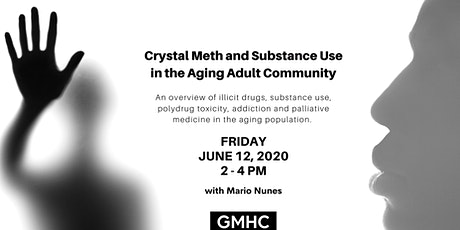 Crystal Meth and Substance Use Among the Aging population. tickets