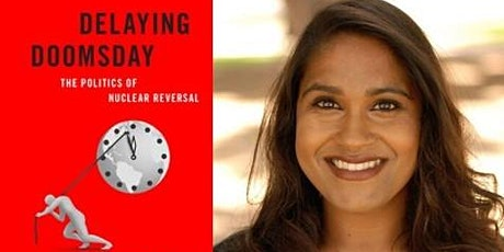 Virtual Book Launch: Delaying Doomsday tickets