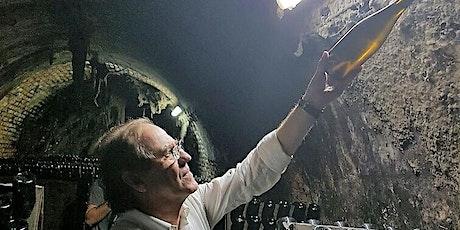Club Wine Festival com vinhos da Caves Messias ingressos