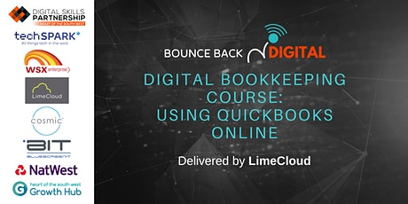 Bounce Back Digital Series: Using QuickBooks Online tickets