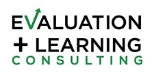 Evaluation + Learning Consulting logo