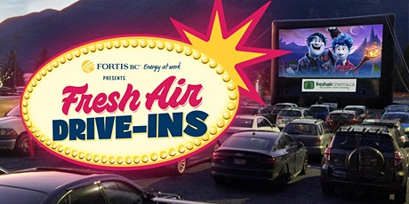 The FortisBC Fresh Air Drive-In! Cowichan (Jun.05): Back to the Future (85) tickets