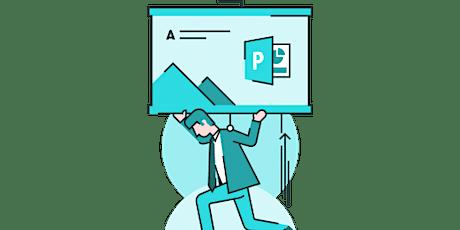 Online Advanced PowerPoint Skills Training - 30 June 2020 tickets