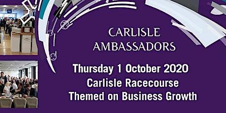 Carlisle Ambassadors' Meeting 1st October 2020 - Carlisle Racecourse tickets