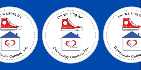 A Virtual Walkathon to Support Community Centers Inc of Greenwich tickets