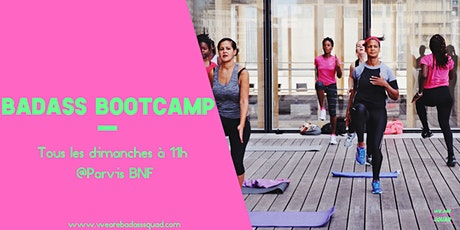 Badass bootcamps are back! @BNF billets