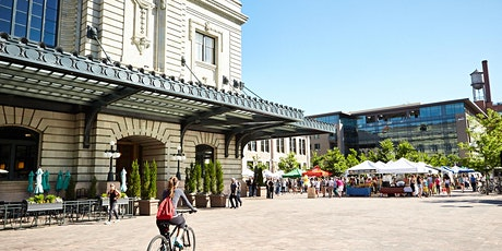Union Station Farmers Market - Reserve Your Shopping Window tickets