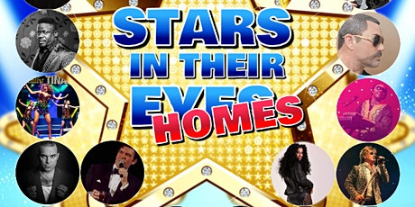 Stars In Their Homes Virtual Concert 27th June 2020. From 5pm tickets