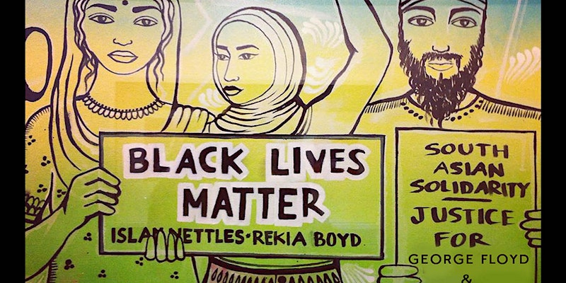 South Asians in Defense of Black Lives: Conversation with Zoe Samudzi
