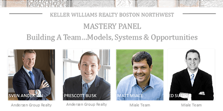 MASTERY PANEL : Building A Team… Models, Systems & Opportunities tickets