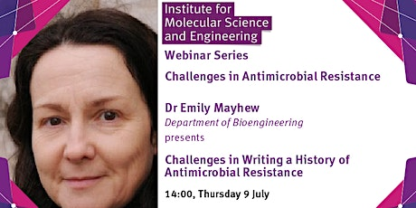 Challenges in Writing a History of Antimicrobial Resistance tickets