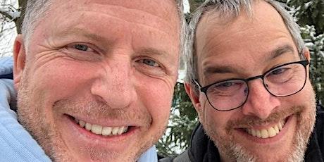 DRUMMONDVILLE - Parlons équilibre avec Marc Gervais et Michel Courtemanche 25$ billets