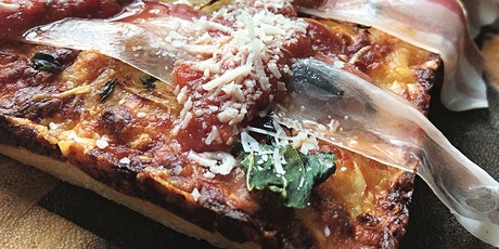 Detroit PIzza London OPENING, the best Detroit pizza this side of the pond tickets