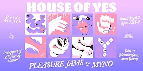 PLEASURE JAMS: Digital Dance Party tickets