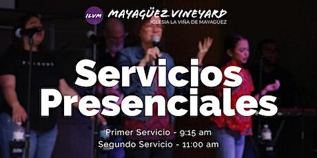 Servicios Presenciales - La Viña de Mayaguez tickets