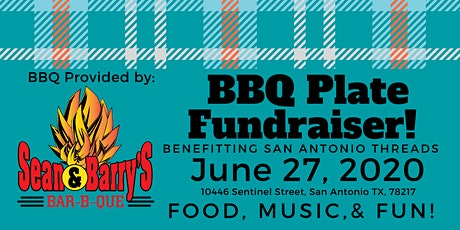 San Antonio Threads BBQ Fundraiser! tickets