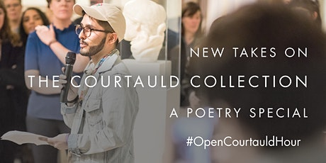 Open Courtauld Hour: New Takes on The Courtauld Collection (Poetry Special) tickets