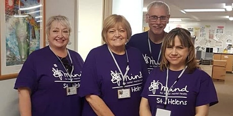 St.Helens Mind - Annual General Meeting 2018-2019 tickets