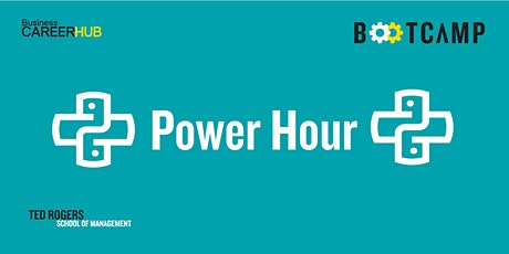 Power Hour: Python tickets