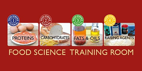 Food Science (On Line Training Room) tickets