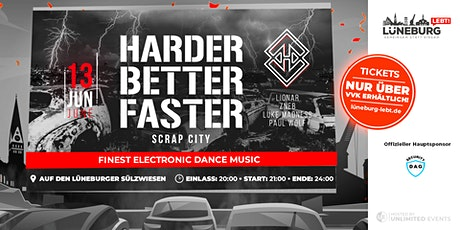 Harder.Better.Faster | Auto Festival Tickets
