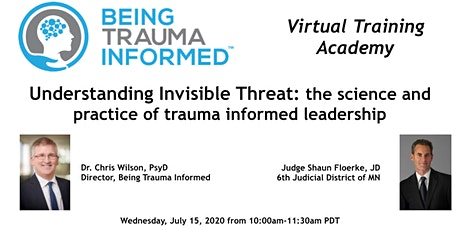 Trauma Informed Leadership: science and practice tickets
