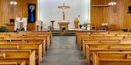 Mass Sunday at St Mary's tickets