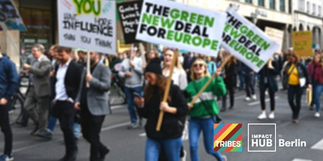 Political Activism: Part 1 (Green New Deal for Europe) tickets